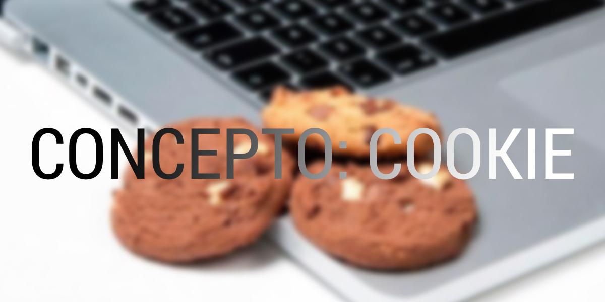 Definición de cookie