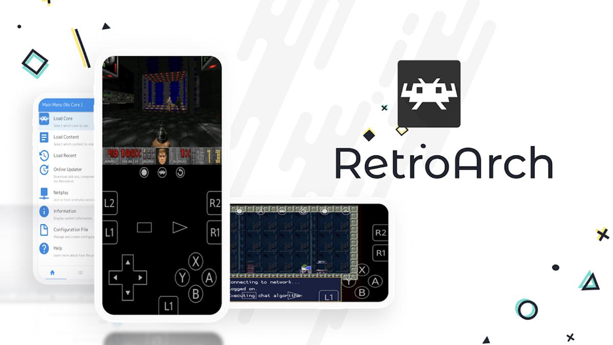 Emulador PS2 Android - RetroArch
