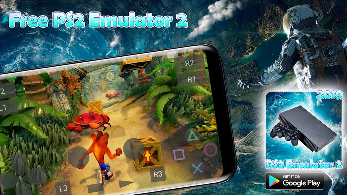 Emulador PS2 Android - Free Pro PS2 Emulator