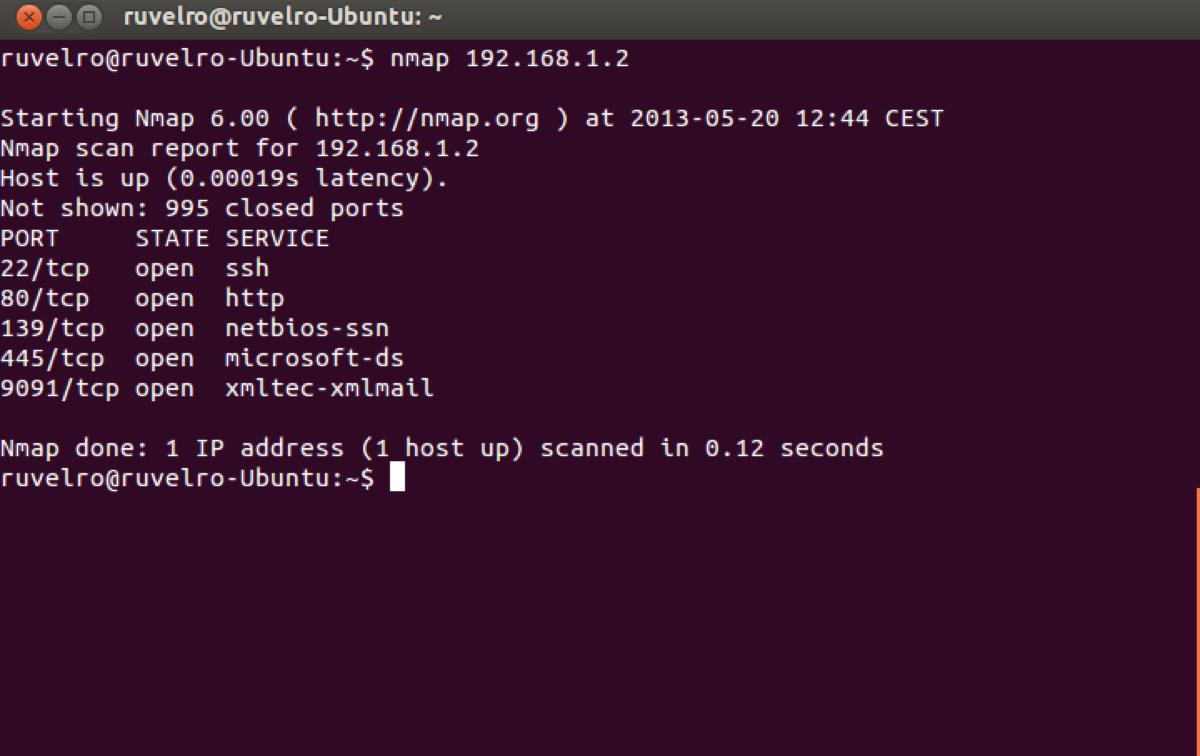 iP Ubuntu Linux