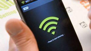 WiFi conexión Android