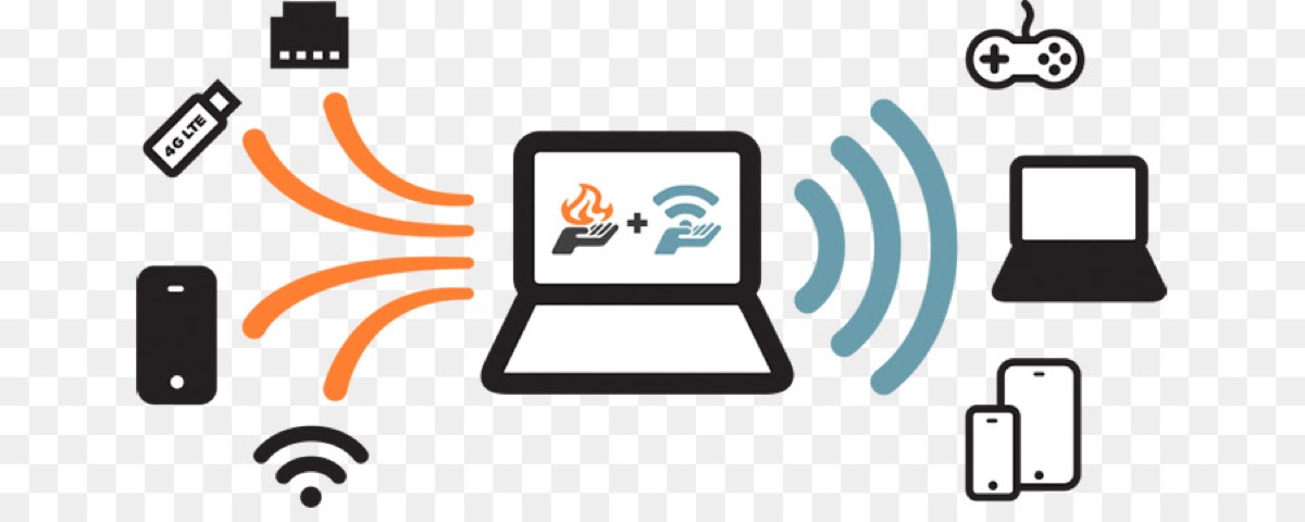 Compartir WiFi desde PC