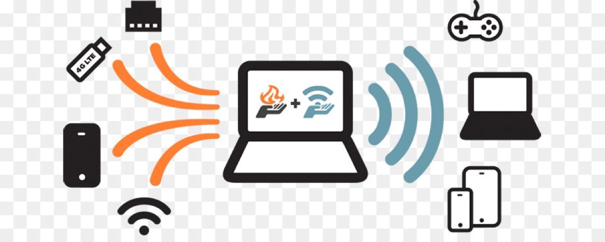 Compartir WiFi desde PC