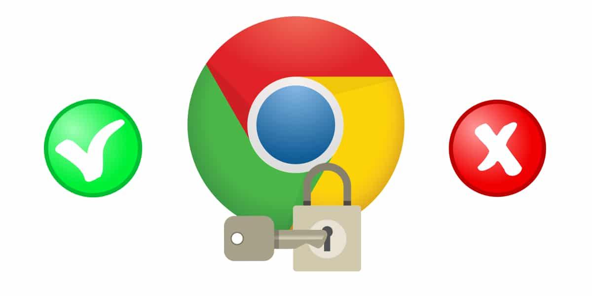 Ventajas e inconvenientes de guardar tus contraseñas en Chrome
