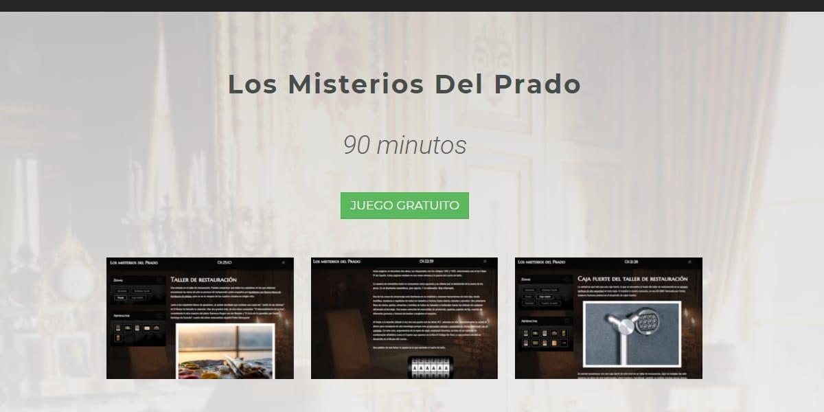 Los misterios del Prado