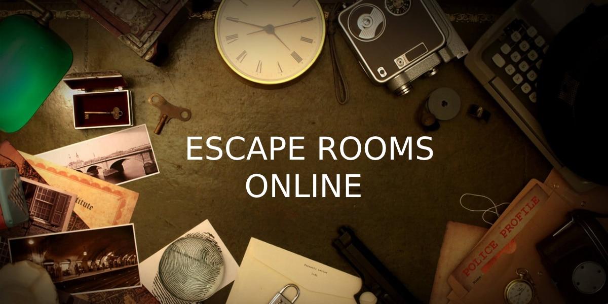 Los mejores escape rooms online gratis