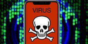 Virus iPhone