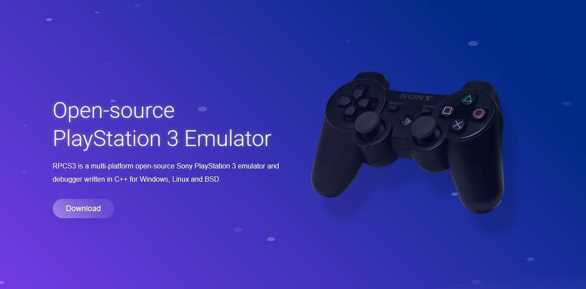 Emulador PlayStation 3