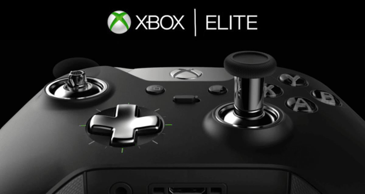 Mando gamer scuf de elite