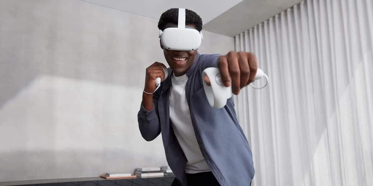 Gafas de Realidad virtual VR