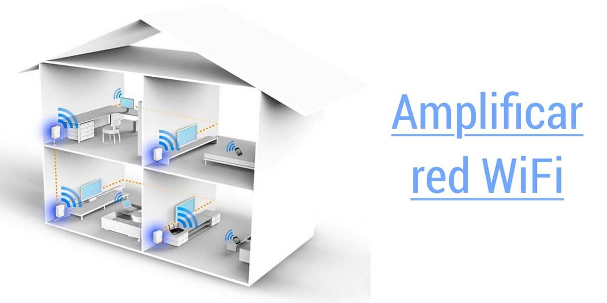 Amplificar WiFi