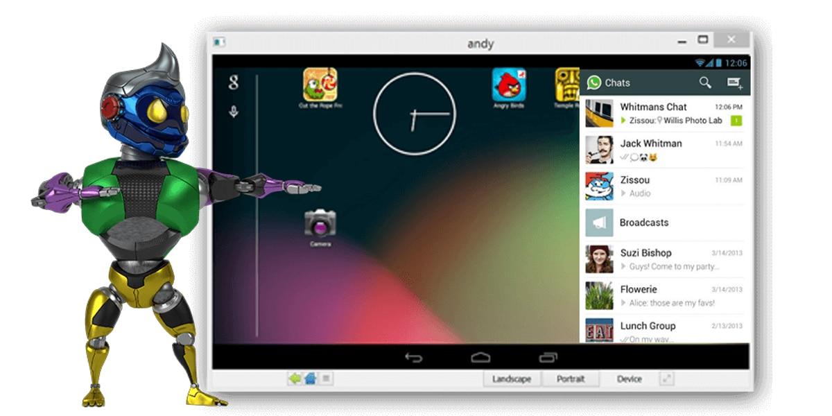 Emulador Android para mac