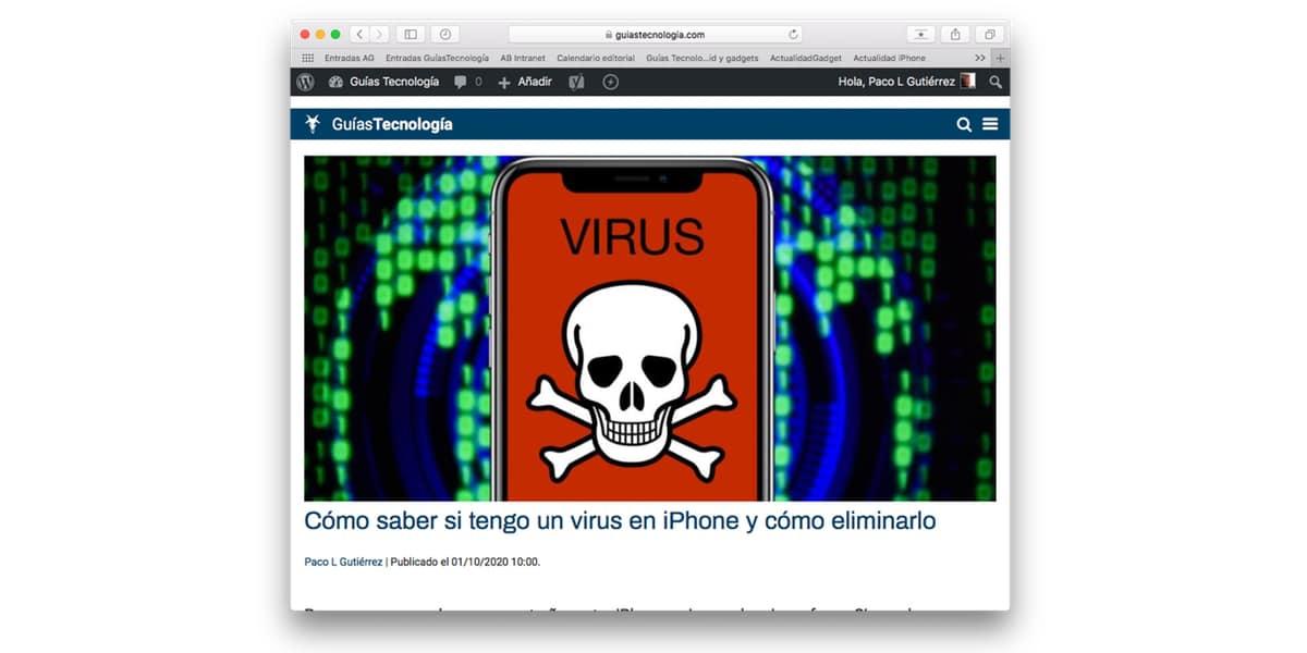 Captura de pantalla mac