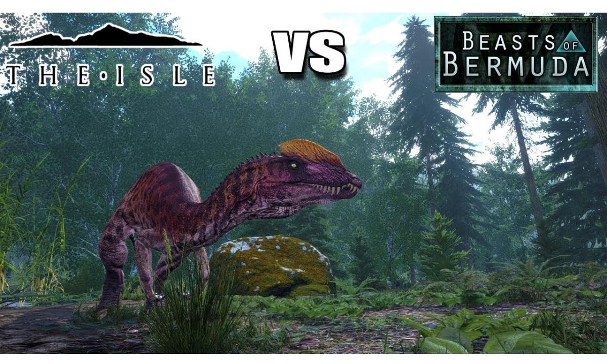 The Isle vs Beasts of Bermudas
