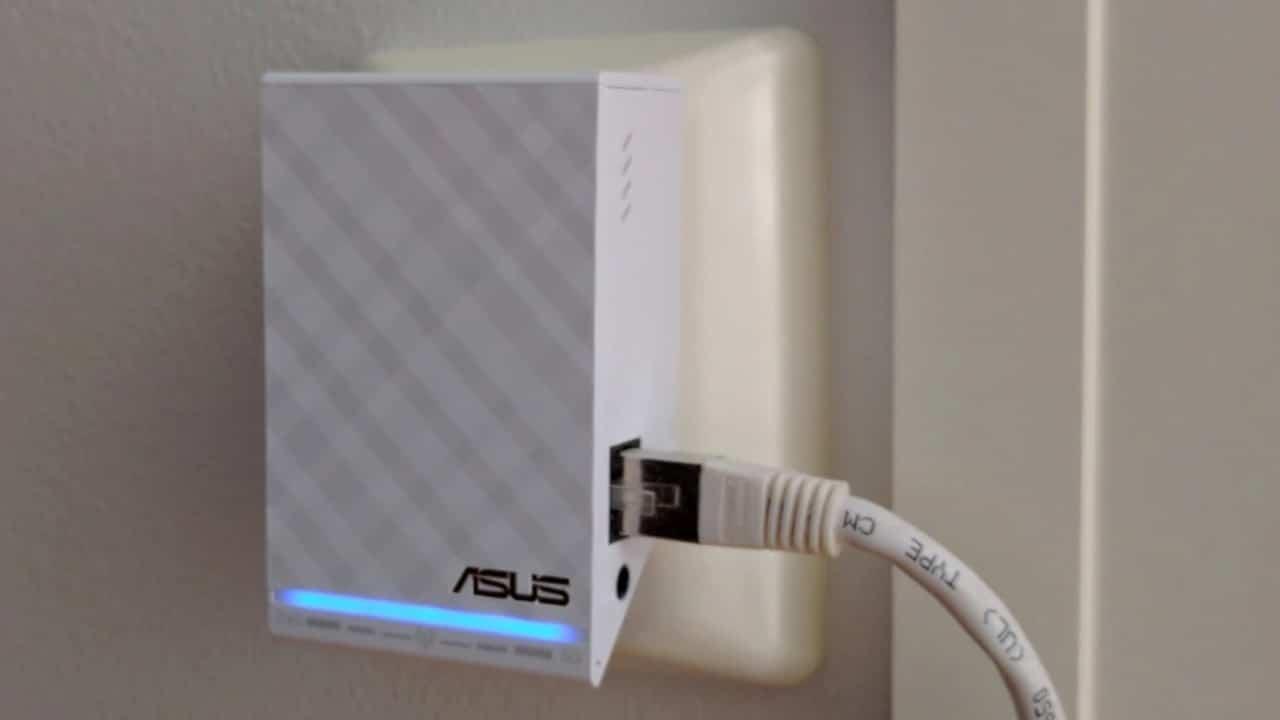 instalar un amplificador WiFi