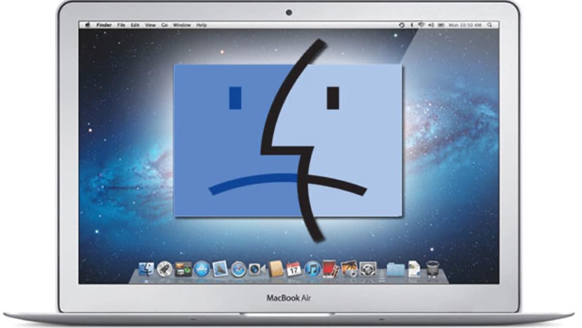 Mac no arranca pero emite sonido