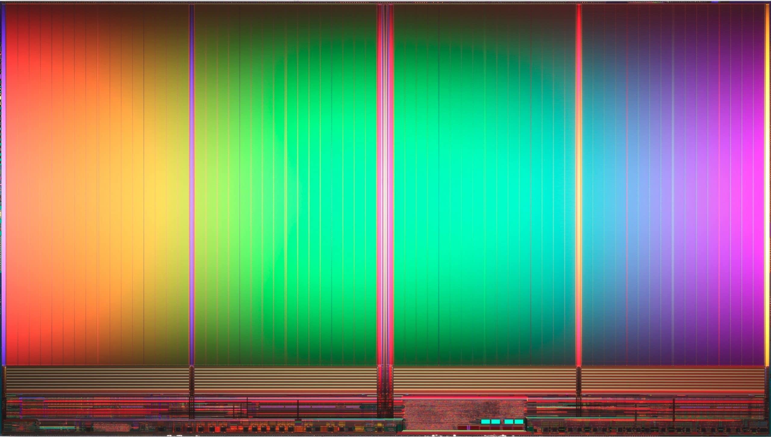 memoria NAND flash de Micron