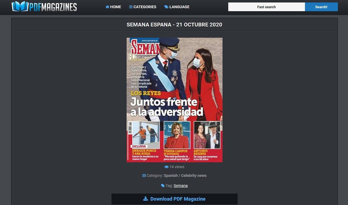 PDFMagazines - Revistas gratis