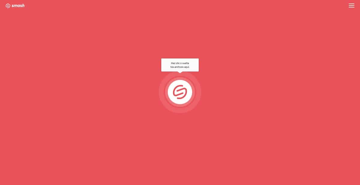 Smash - Alternativa a WeTransfer