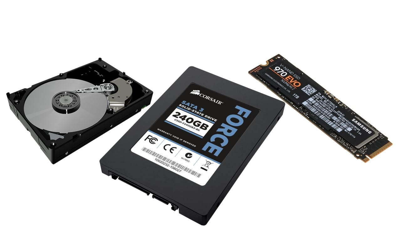 tipos de discos duros