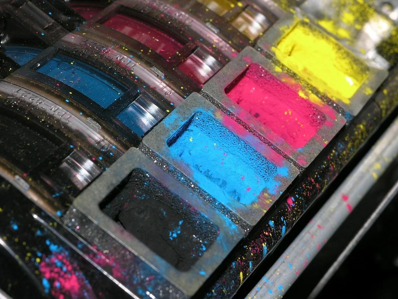 consumo de tinta en imrpesoras láser