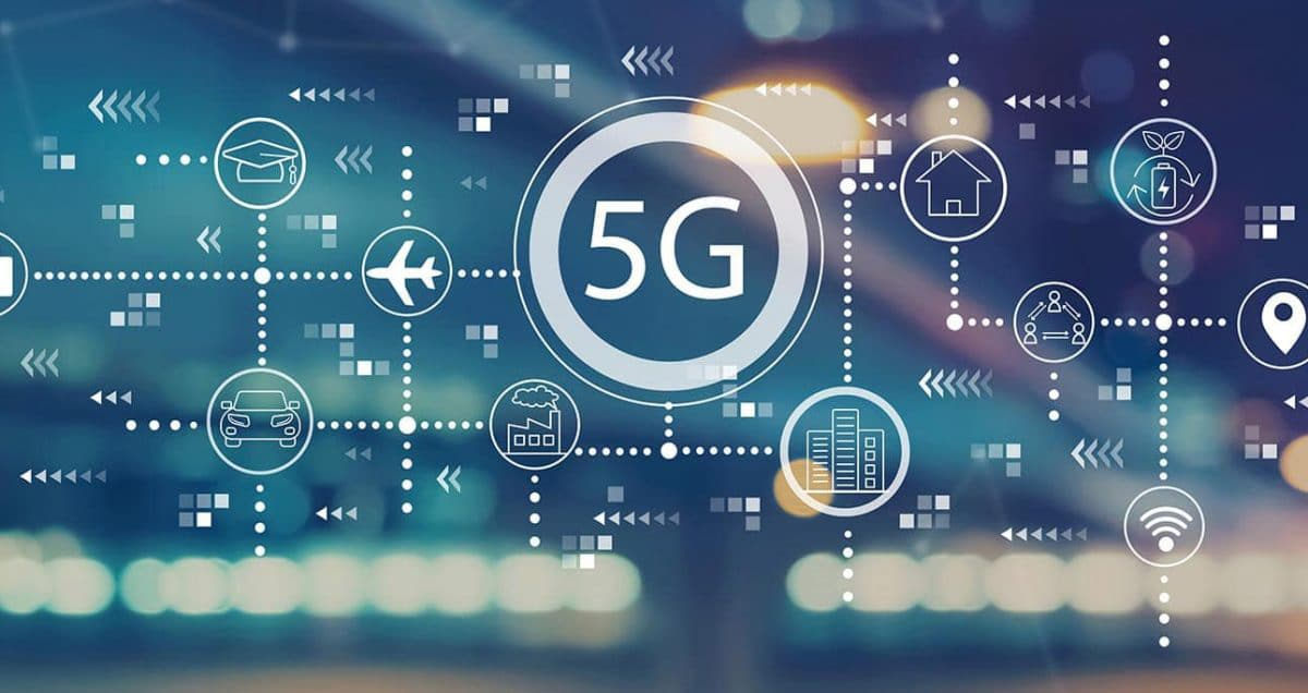 Usos redes 5G