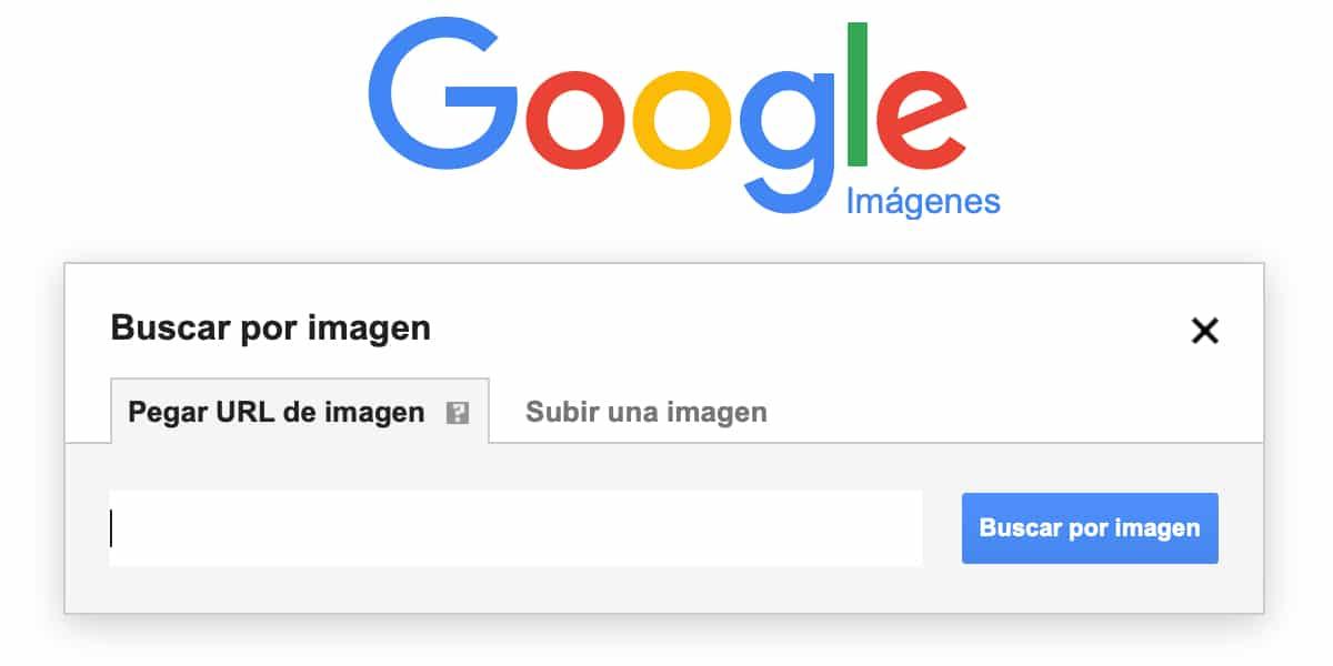 Buscar imágenes parecidas o similares en Google Imágenes