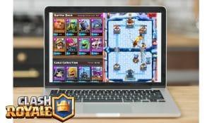 Clash Royale en PC