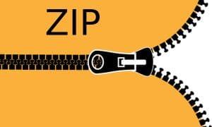 Cómo crear un archivo ZIP