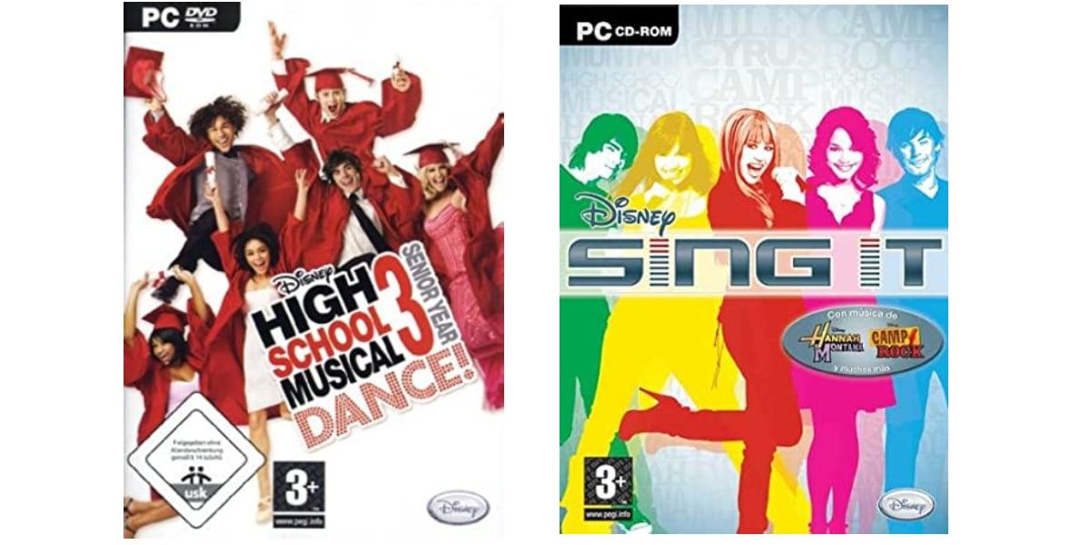 Disney Sing It y High School Musical 3