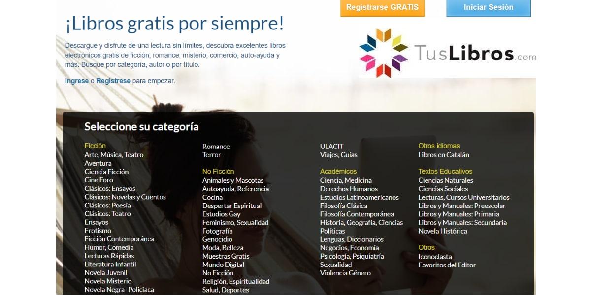 Tuslibros.com