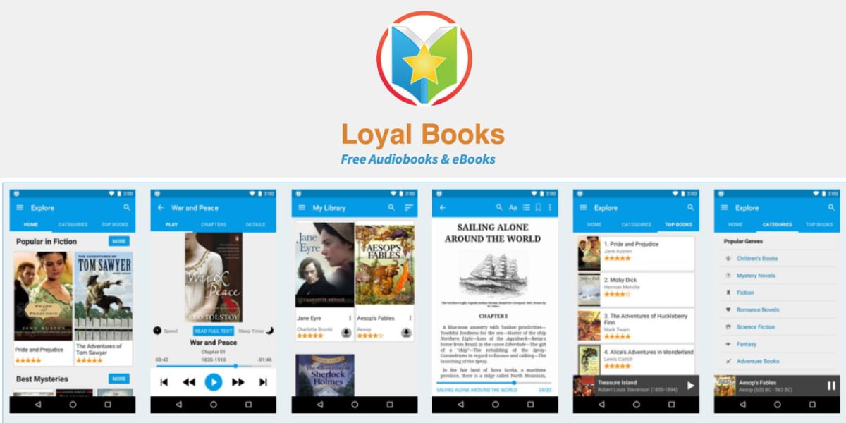 Loyal Books