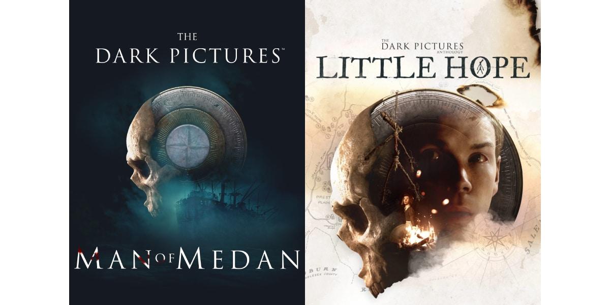 the dark pictures anthology man of medan y little hope