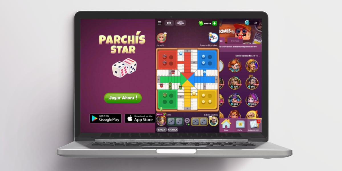 Parchis STAR para PC