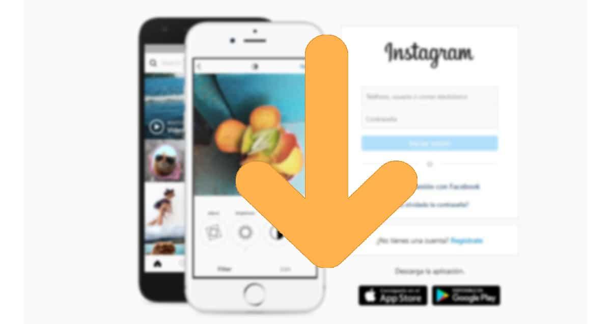 Descargar vídeos Instagram