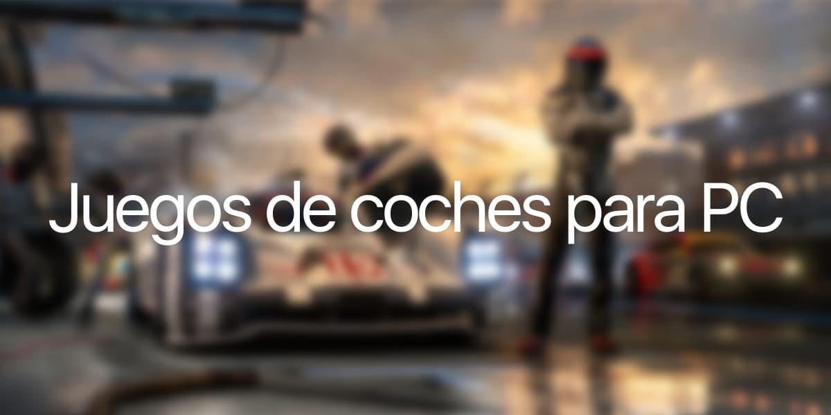 Juegos de coches para PC