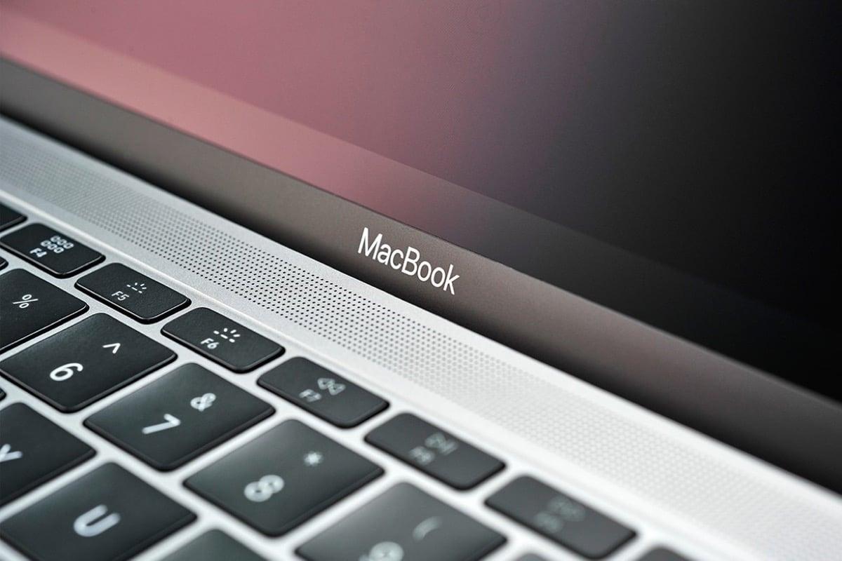 MacBook ventilación para ruido