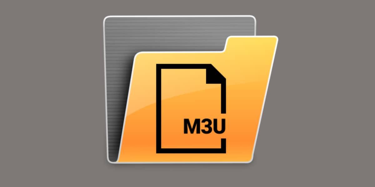 Cómo y con qué programa abrir m3u