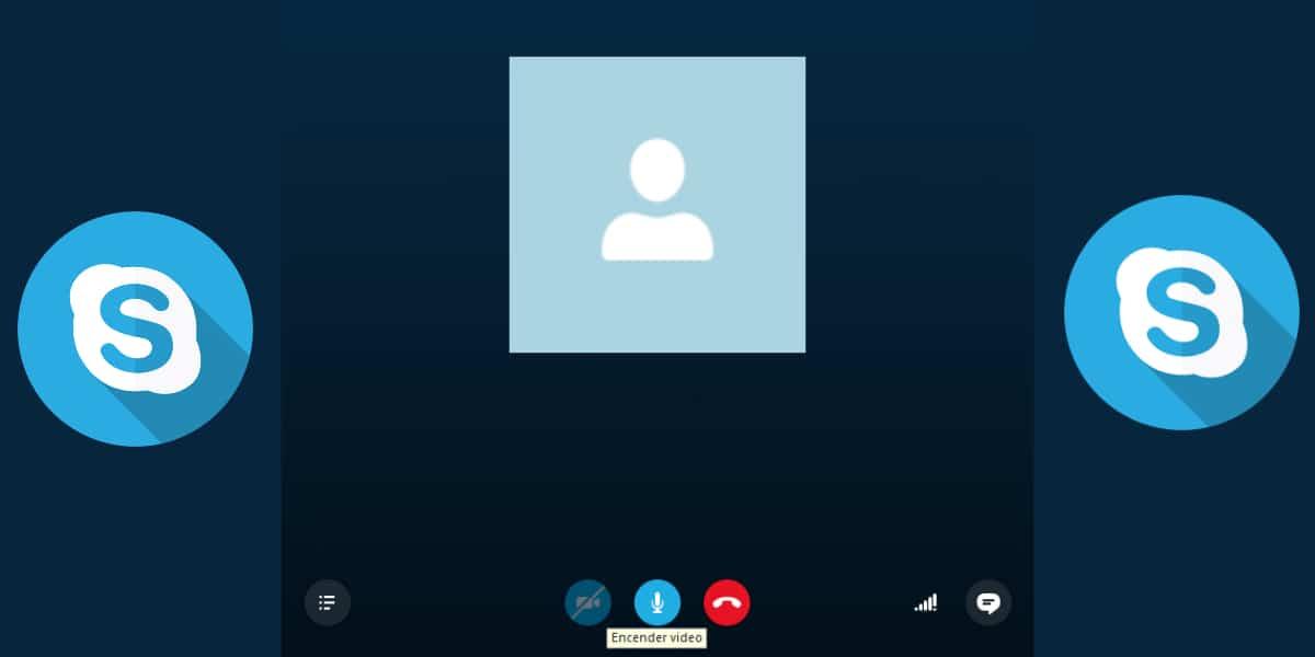 Llamadas en Skype