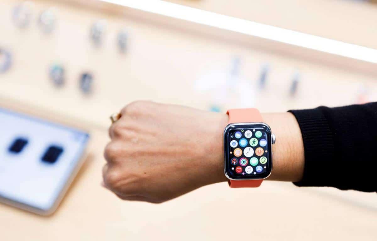 Face ID Apple Watch