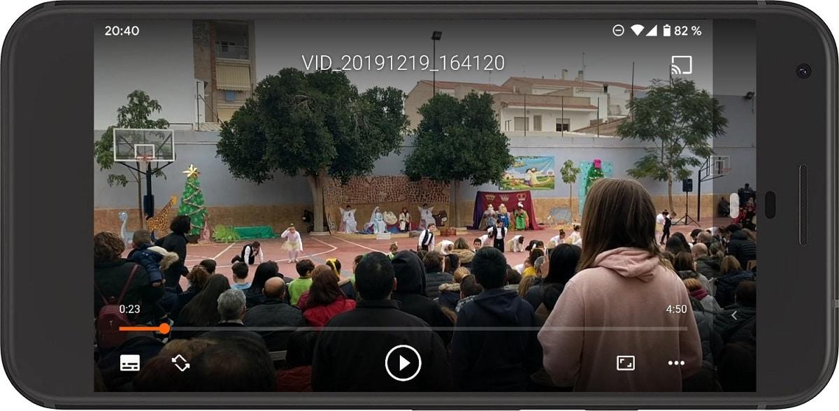 Reproducir MKV en Android