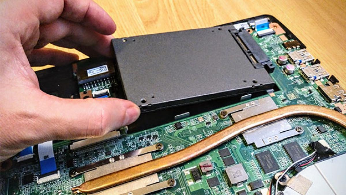 Disco SSD ordenador