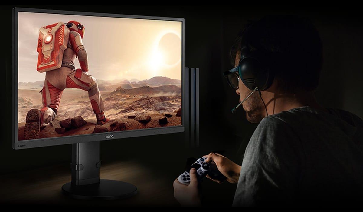 monitor para jugar