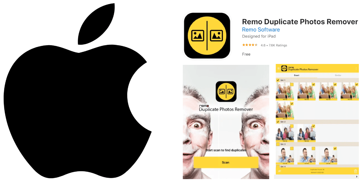 programa Apple eliminar fotos duplicadas