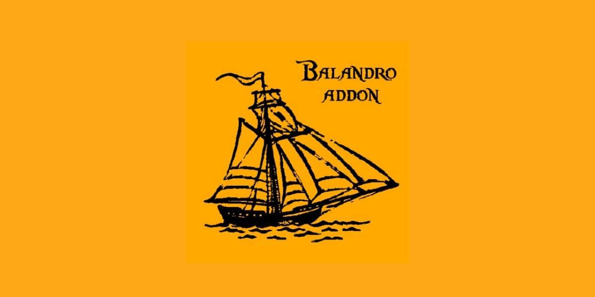 Balandro Addon