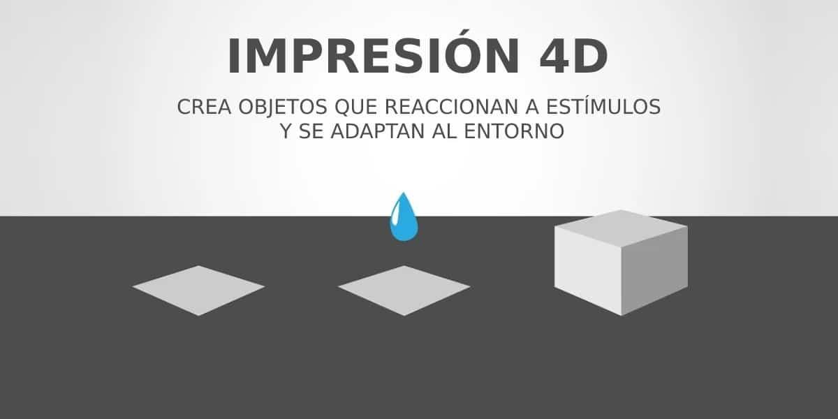 Impresoras 4D