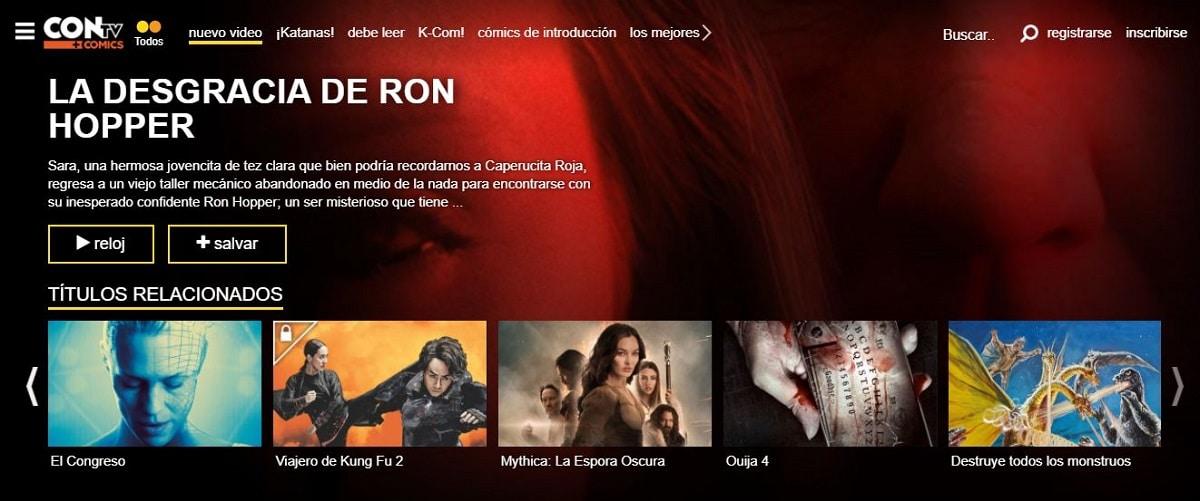 Con TV