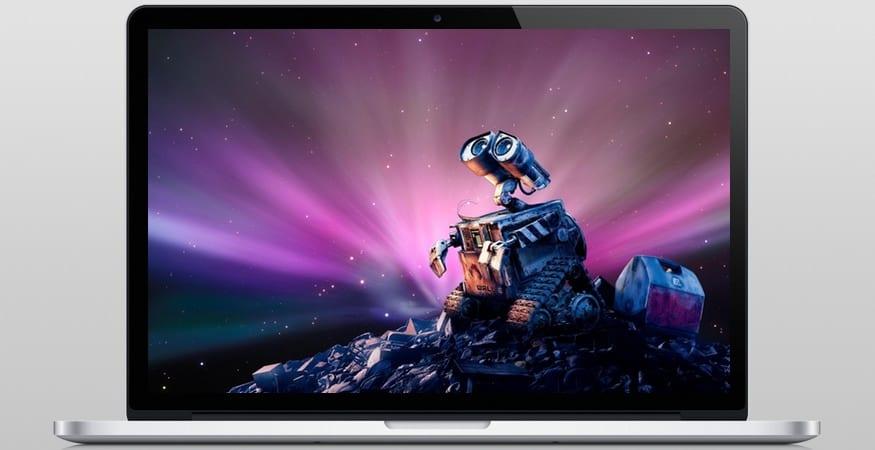 como poner un video de fondo de pantalla en MacOS