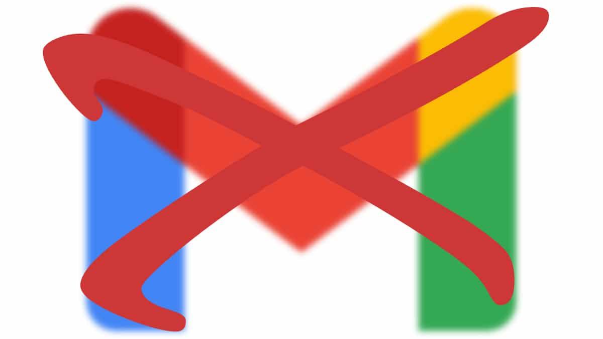 Eliminar Gmail