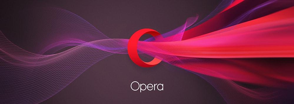 Logotipo del navegador Opera